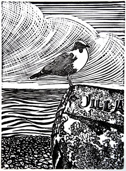 Aldeburgh Gull